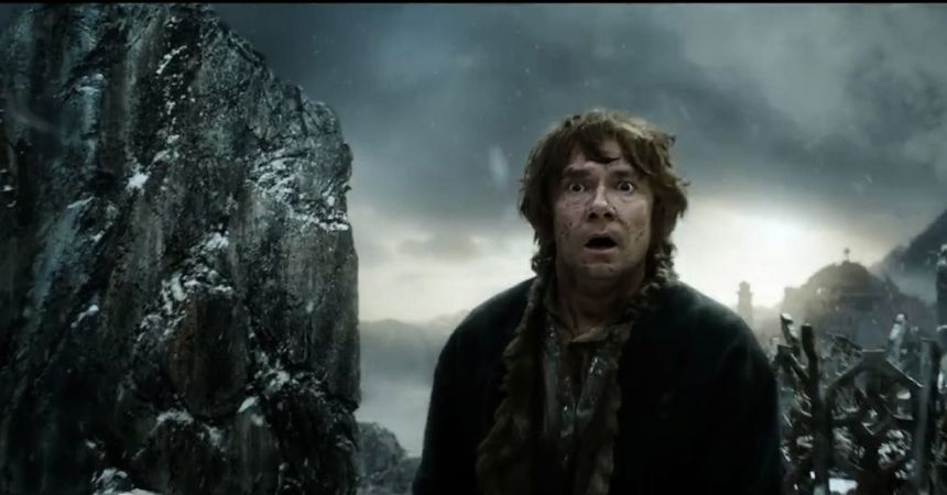 Self Teaching Like Bilbo loves