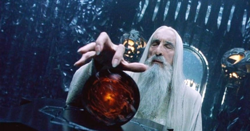 Webinars like with Saruman's palantir