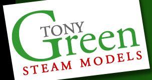 Tony Green Steam Models