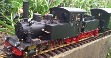 Garden Railways Limited