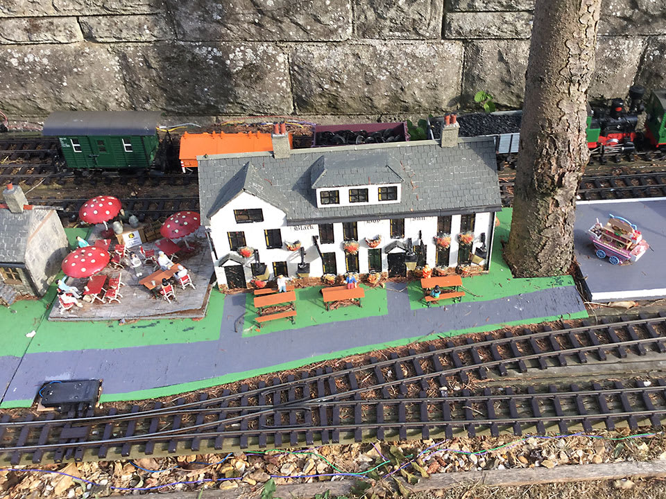 G Scale Society - Essex Area Group Garden