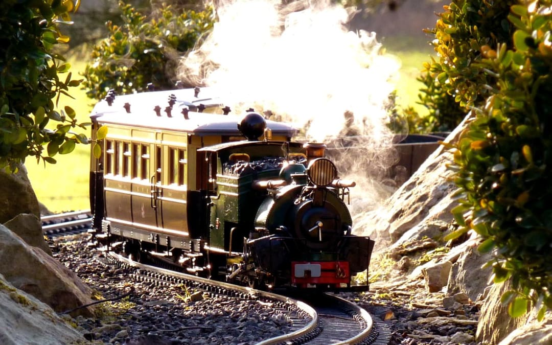 Cathedral Railway