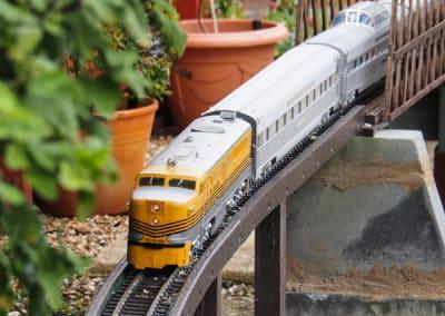 Keith's Railway