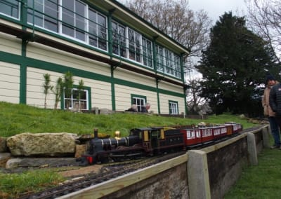 Bognor Regis Model Railway Club Open Day 2016