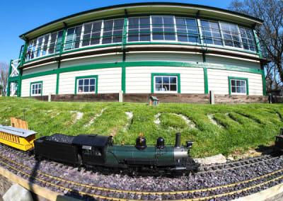 Bognor Model Railway G Scale Track