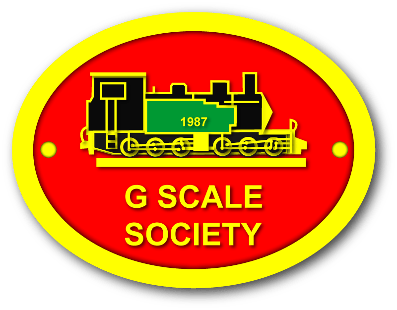 G Scale Society Logo Large with Shadow