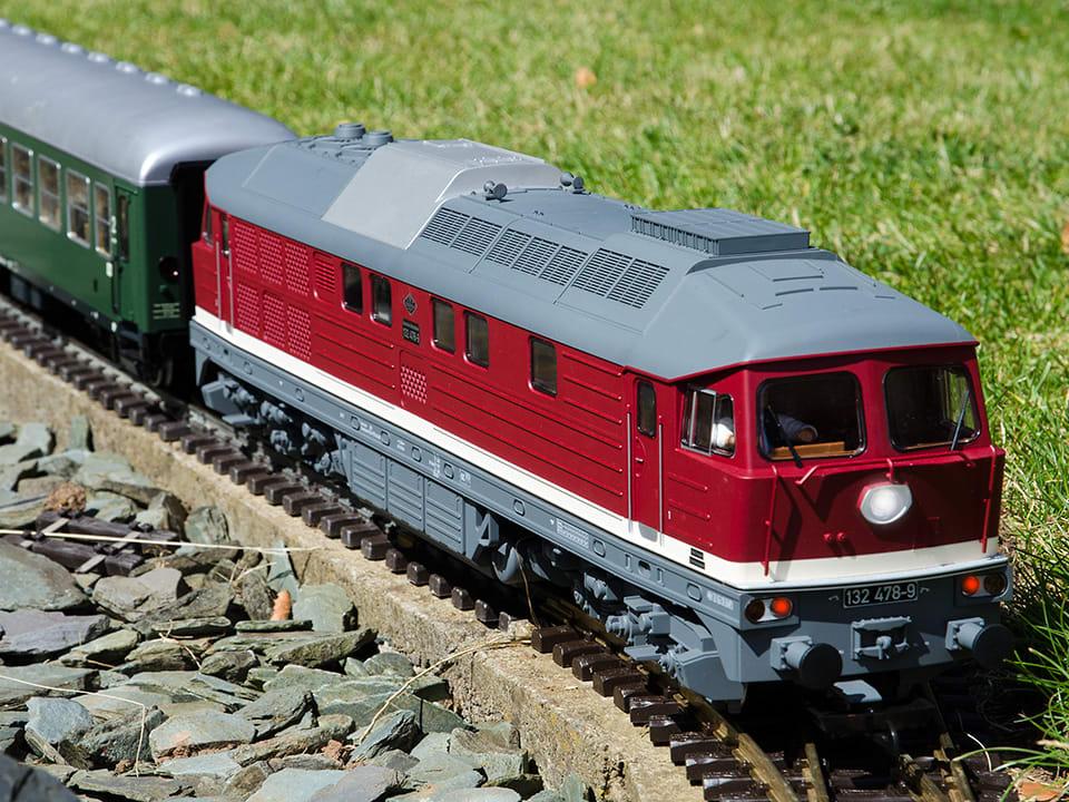 PIKO Diesellokomotive BR 132