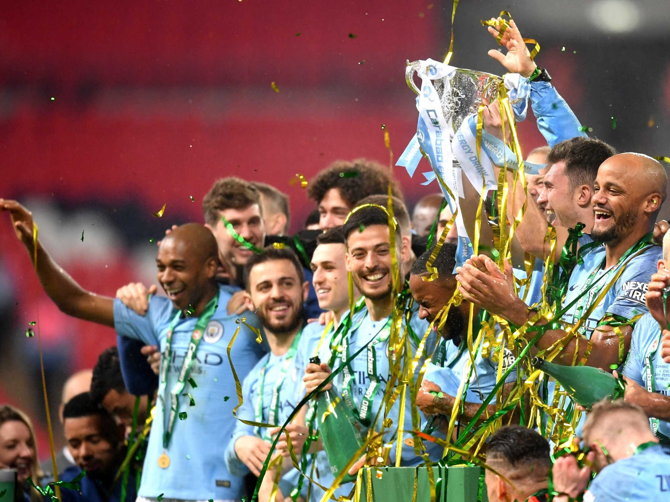 Manchester City Defeats Chelsea on penalties to lift the Carabao Cup. Watch Highlight