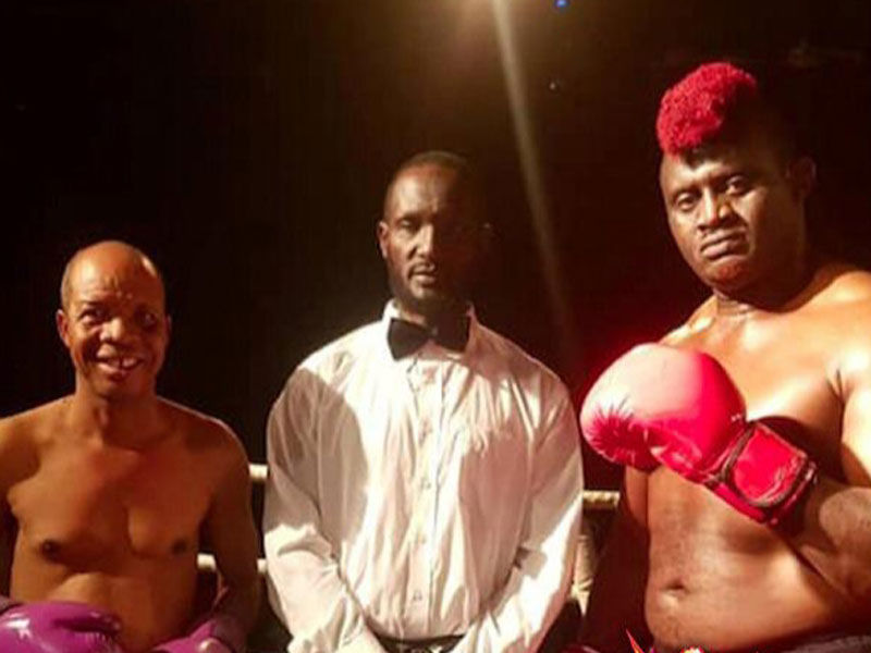 Wale Adenuga's new film, Knockout, in cinemas for Easter