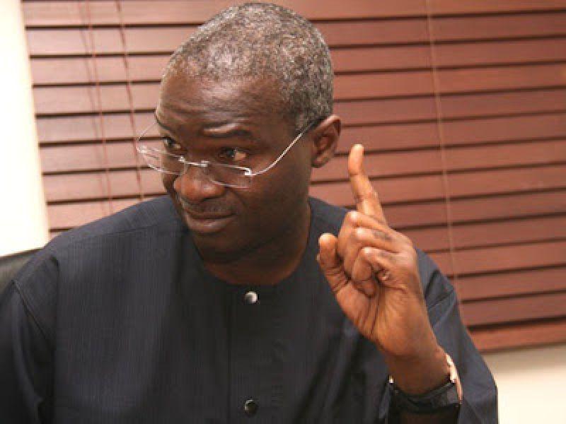 I'll get records of failed projects'  contractors, Fashola tells SERAP