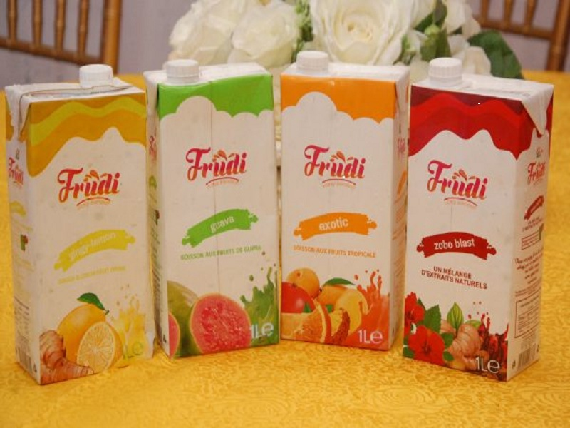 """New fruit juice """"Frudi"""" from GX Foods unveiled"""