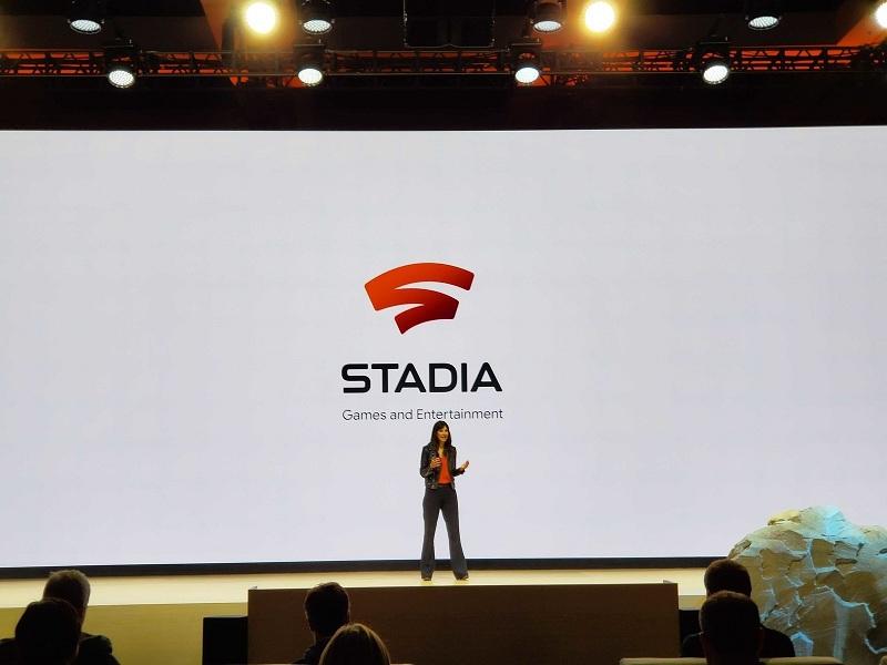 Google Announces Stadia Video Game Service