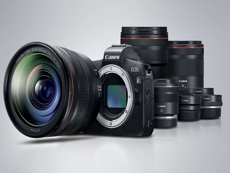 Canon unveils EOS System, PIXMA TS9540 & ZOEMINI Rexciting range of products in Nigeria