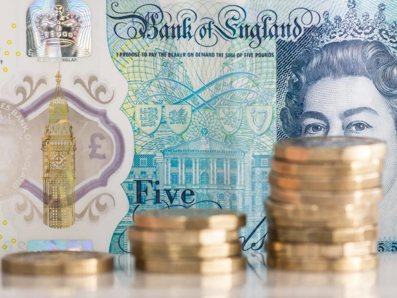Pound rebounds above .32 on Brexit deal hopes