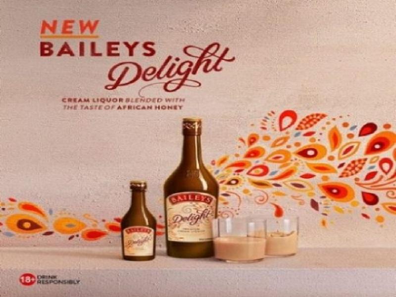 Guinness Nigeria launches new Baileys Delight, a light and lush Cream Liquor