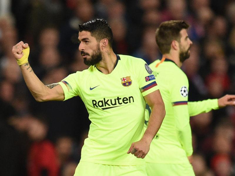 Luke Shaw;s own goal gives Barcelona Advantage