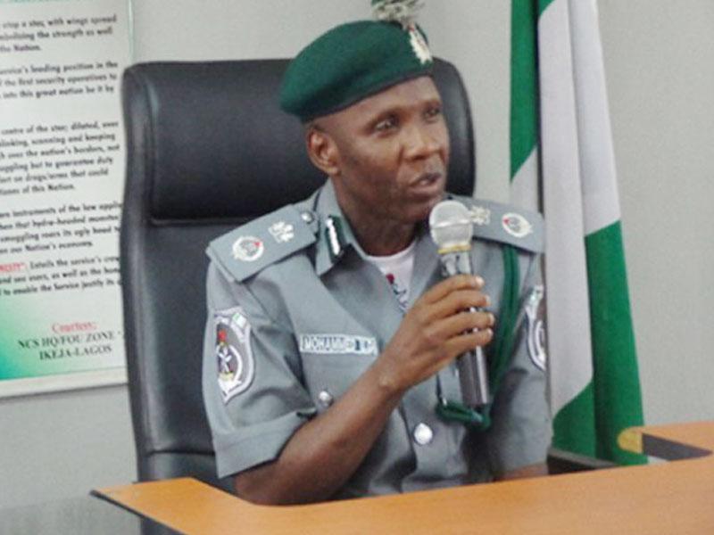 Customs begin recruitment of 3,200 officers