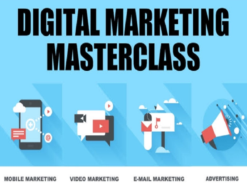 3 Day Digital Marketing MaterClass
