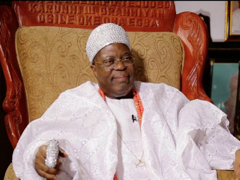 Oba Tejuoso Celebrates 30th Coronation Anniversary With 30 Hours Marathon Praise