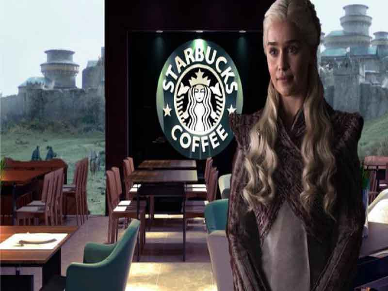 Game of Thrones: Whose Cup Of Coffee Was That?