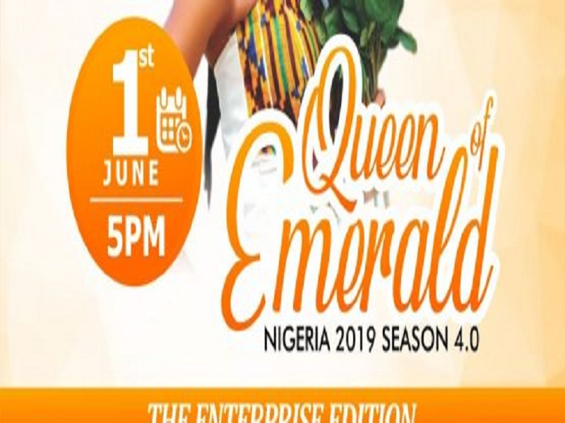 Queen of Emerald Nigeria Event 2019