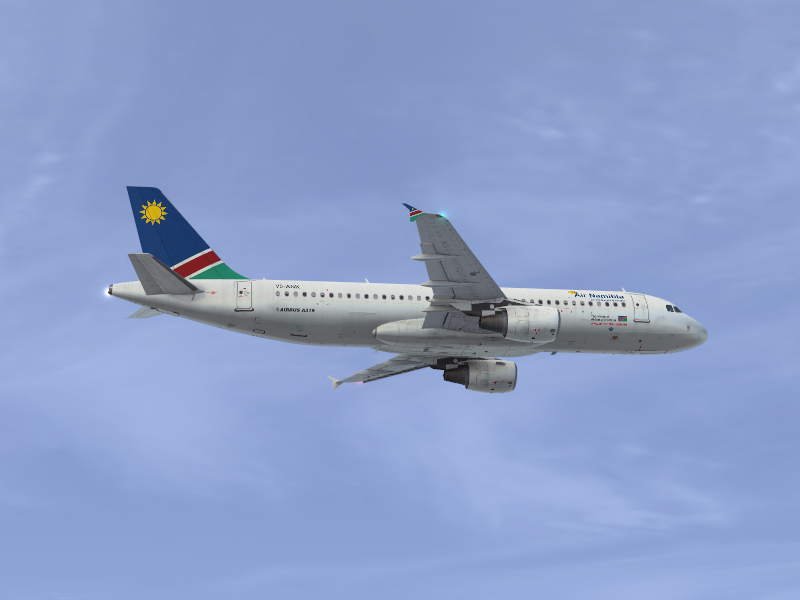 Air Namibia suspends flights to Nigeria due to Diplomatic issues from Namibia