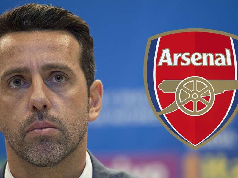 Arsenal appoint ex-midfielder Edu Gaspar as technical director