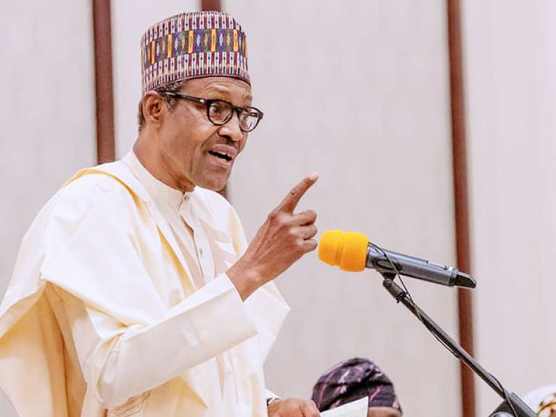 No ban or restrictions on food imports – President Buhari