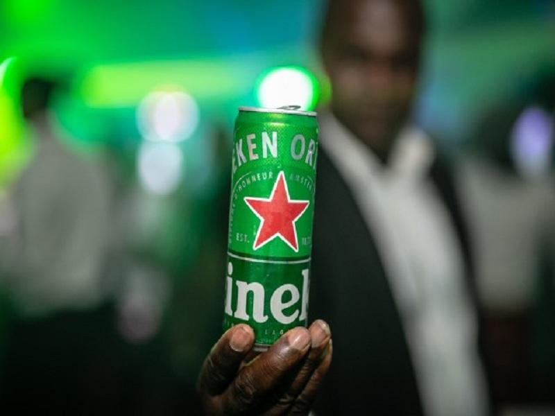 Heineken unveils new sleek 33cl can