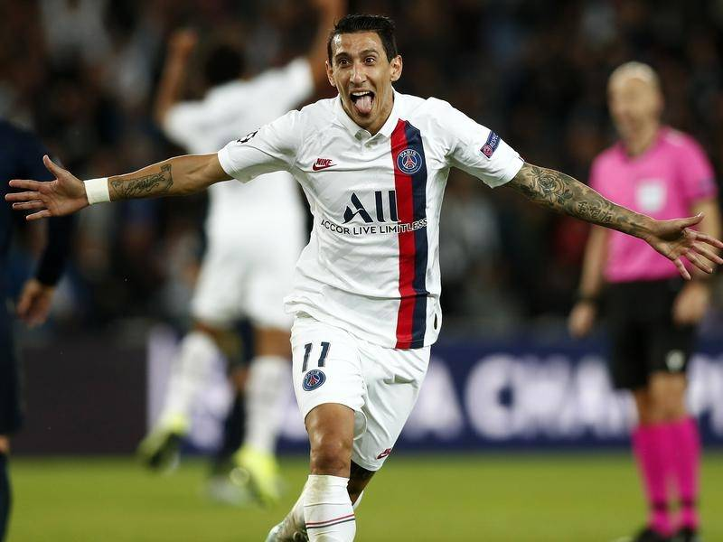 UCL: Di Maria on the double as PSG sinks Real Madrid