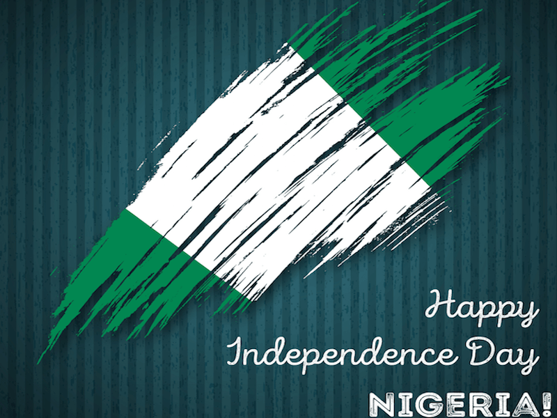 Happy 59th Independence Day Nigeria