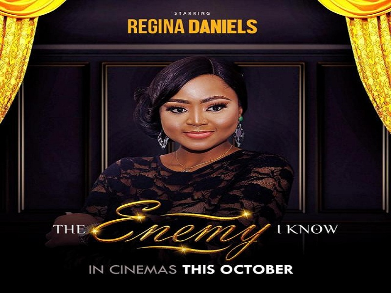 Iconic movie, The Enemy I Know To Hit Nigeria Cinemas October 11