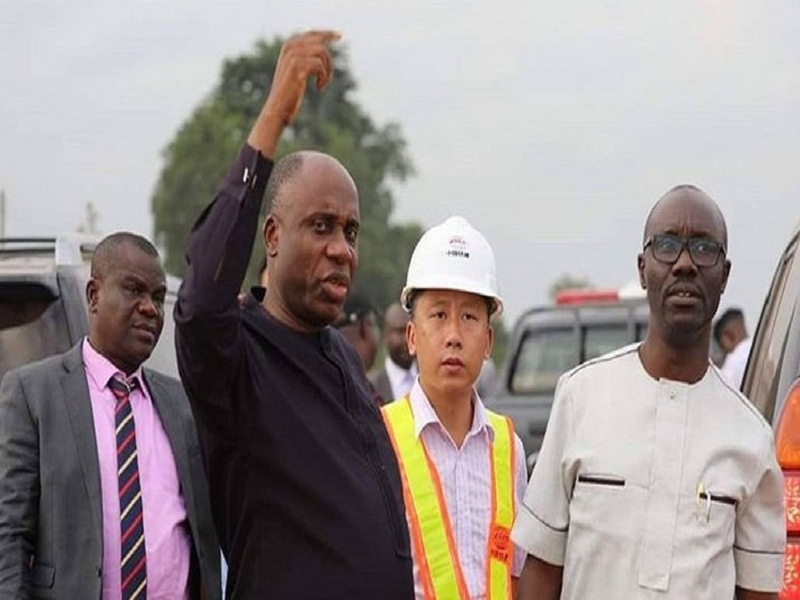 Transporting Containers By Rail 'll Boost Economy – Amaechi