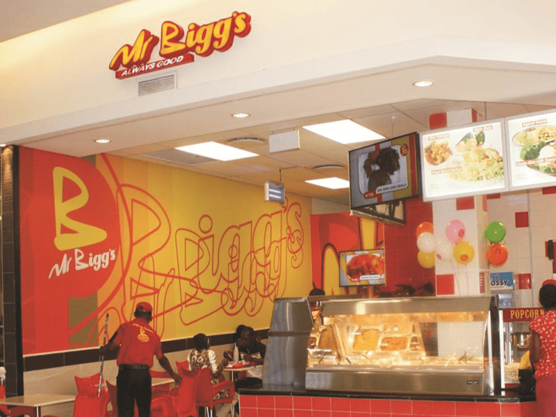 Mr Bigg's restaurant opens a new combo store in Lagos