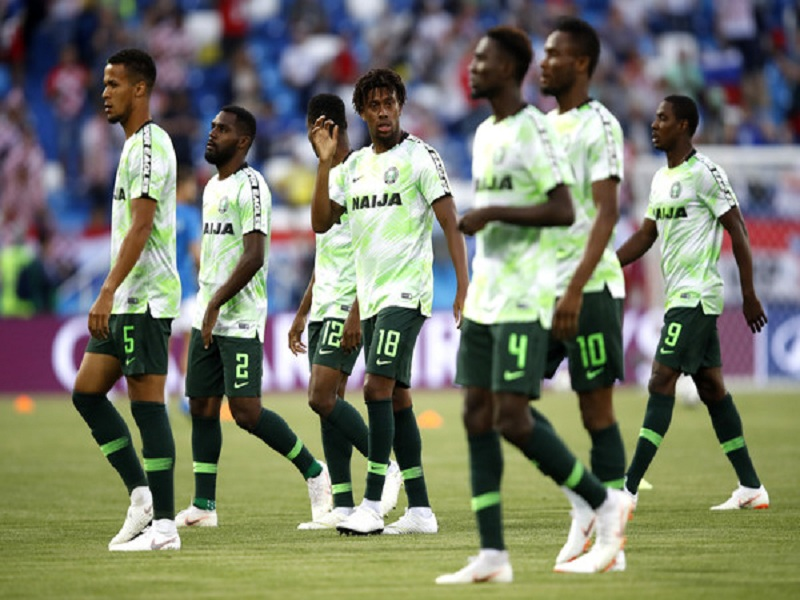 Brazil vs Nigeria: Alex Iwobi, Ndidi, others arrive for Brazil clash