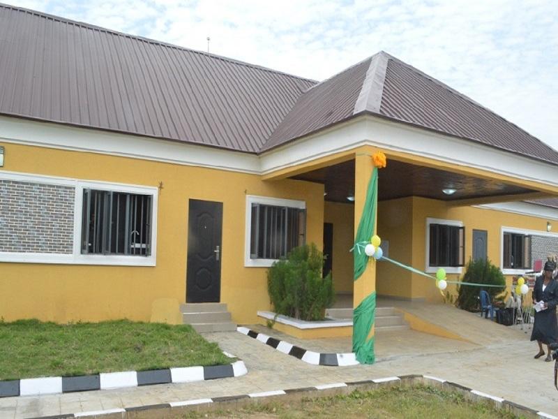 CSR: Total Donates Science Laboratory To School In Ogun State