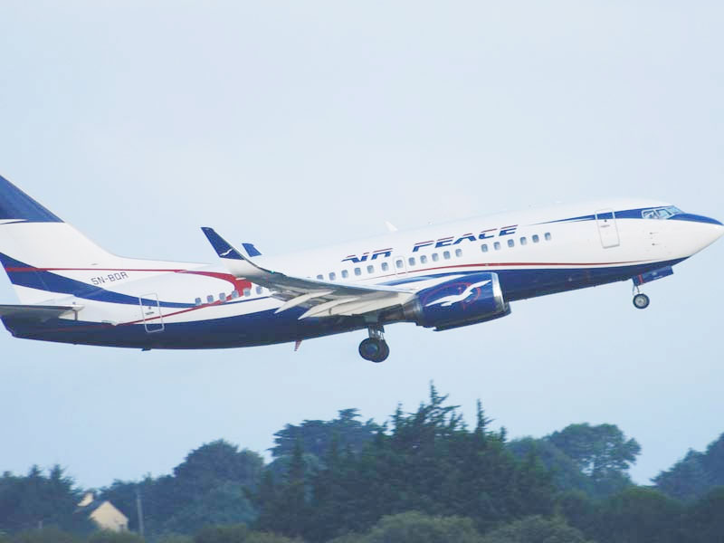 Air Peace To Begin Flight Operations To Ibadan