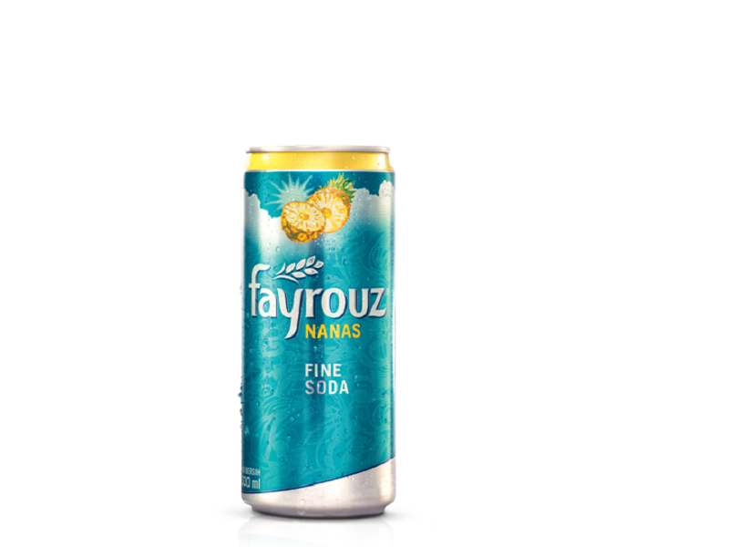 Fayrouz Unveils new sleek 33cl can
