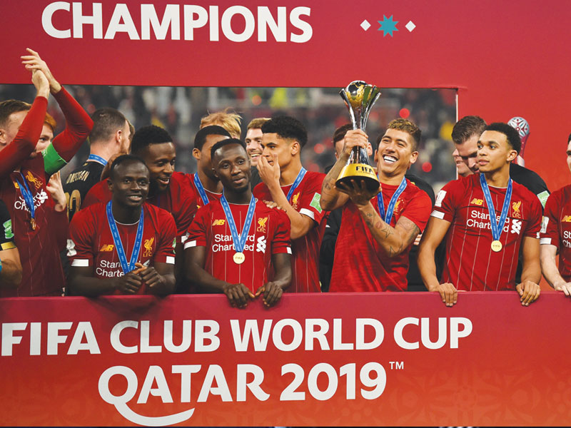 Liverpool Win The Club World Cup After Beating Flamengo