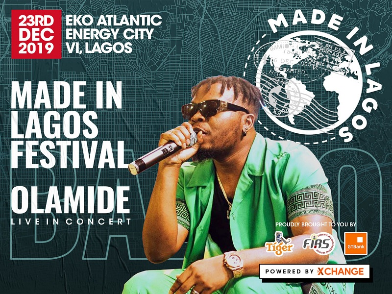 OLAMIDE LIVE IN CONCERT