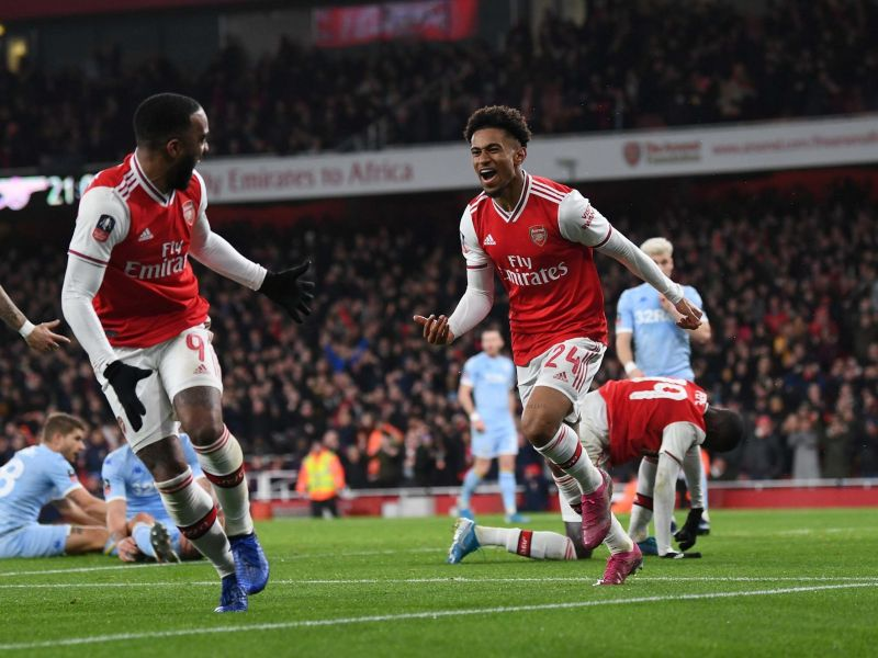 FA Cup: Arsenal Vs Leeds United 1 – 0