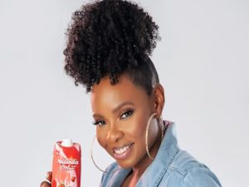 Yemi Alade Appointed as brand ambassador for Hollandia Yoghurt