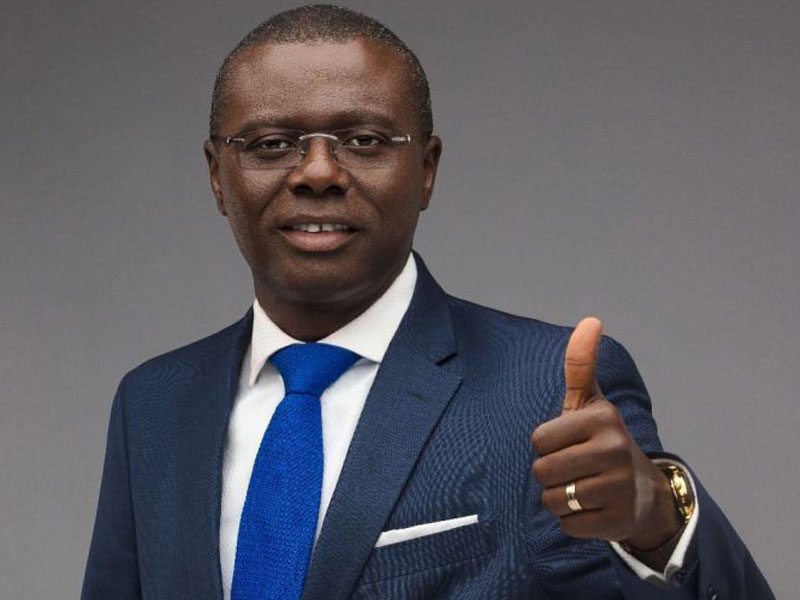Governor Sanwo-Olu Appoints Five New Permanent Secretaries