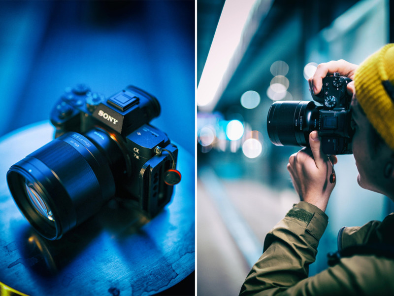 Sony Middle East/Africa launches Latest Mirrorless Cameras In Nigeria