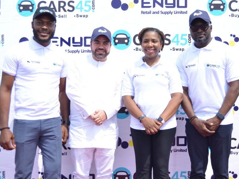 Enyo Partners Cars45 To Launch Premium Auto Centre