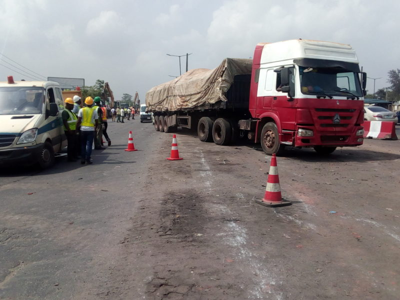 FG Plans To Ban Heavy Cargo Transport By Road
