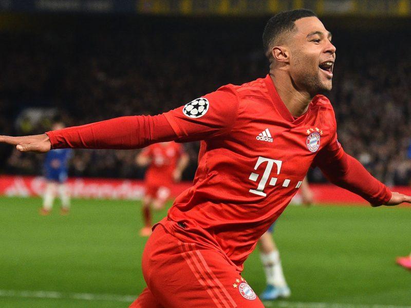 Chelsea 0-3 Bayern: Serge Gnabry strikes twice