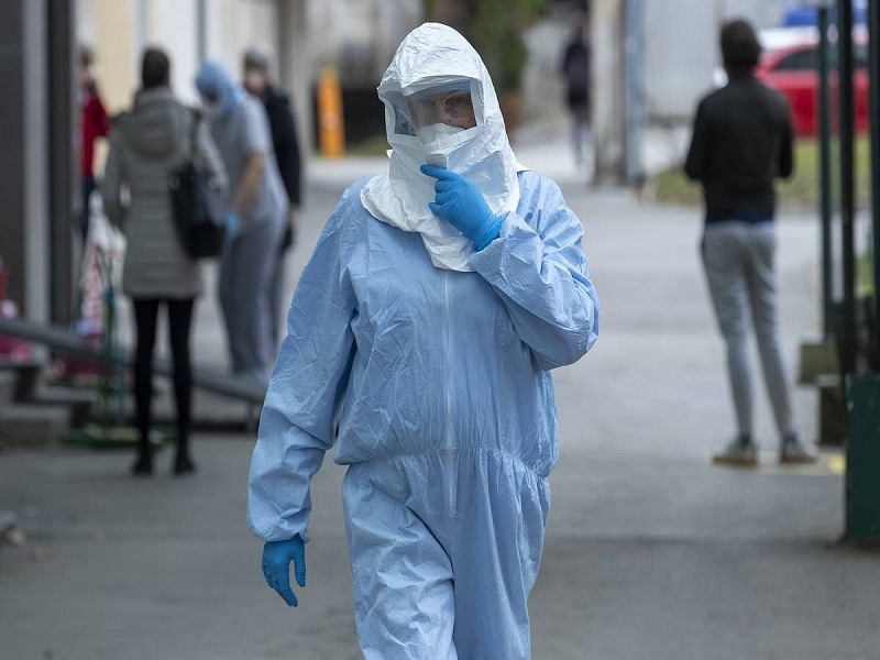 First coronavirus case confirmed in Moscow