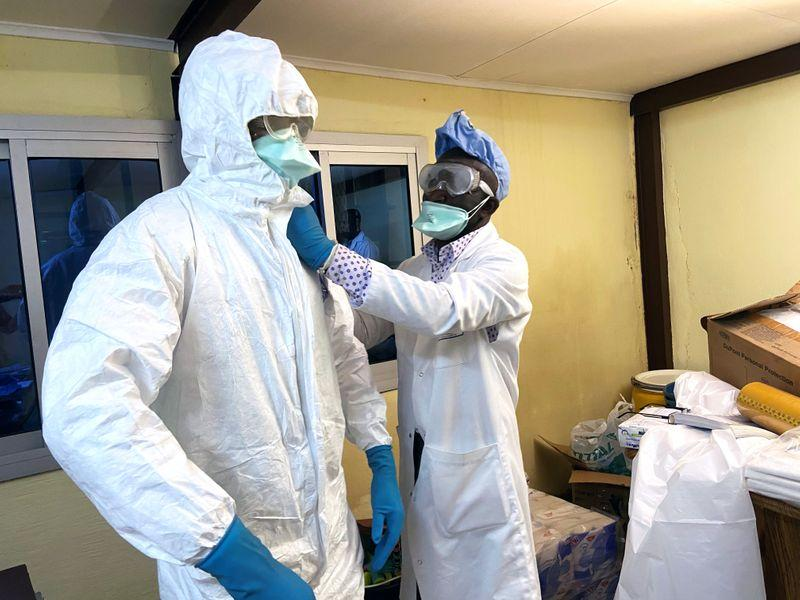 Coronavirus: Quarantined Chinese In Lagos Airport Free Of Virus