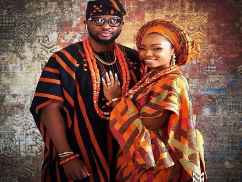 BBNaija: Teddy-A And Bambam Welcome Baby Girl